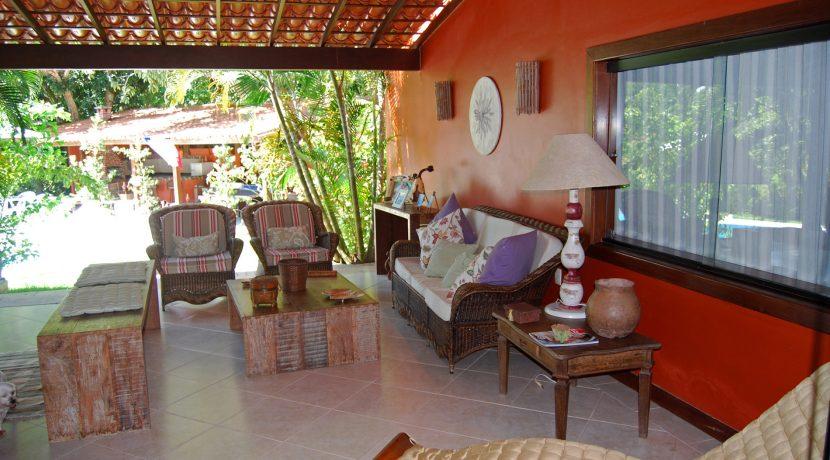 Encontro das Águas confortável casa a venda