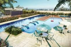 Apartamento novo à venda em Buraquinho