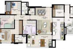 Apartamento Novo A Venda No Greenville Atmos 27
