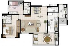 Apartamento Novo A Venda No Greenville Atmos 31