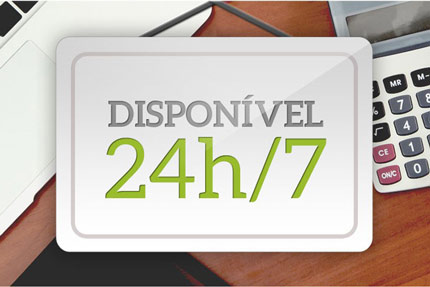 disponivel 24 hs