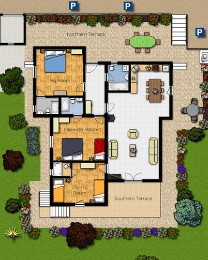 Hansen Imóveis floorplan