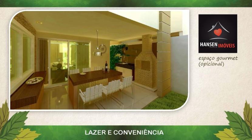 Casas de 4 suites à venda em Buraquinho-6