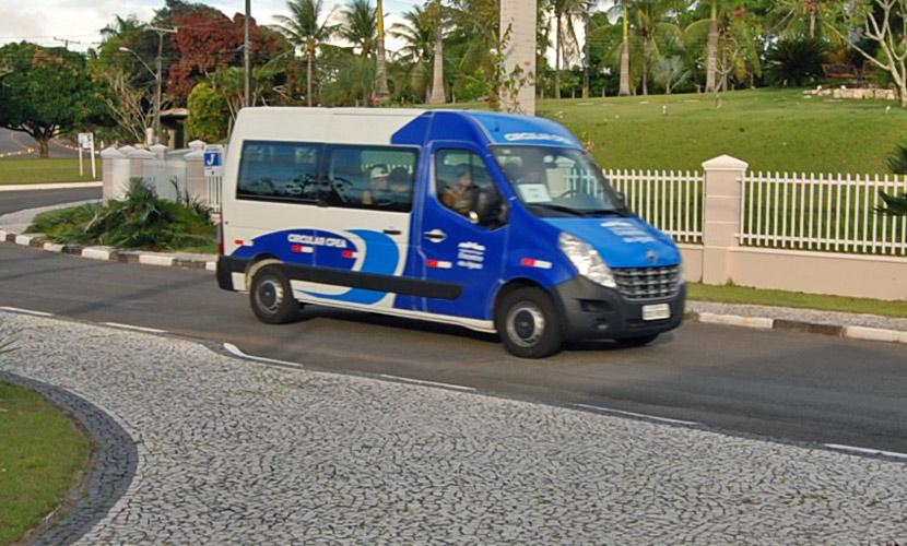 Condomínio Encontro das Águas unibus