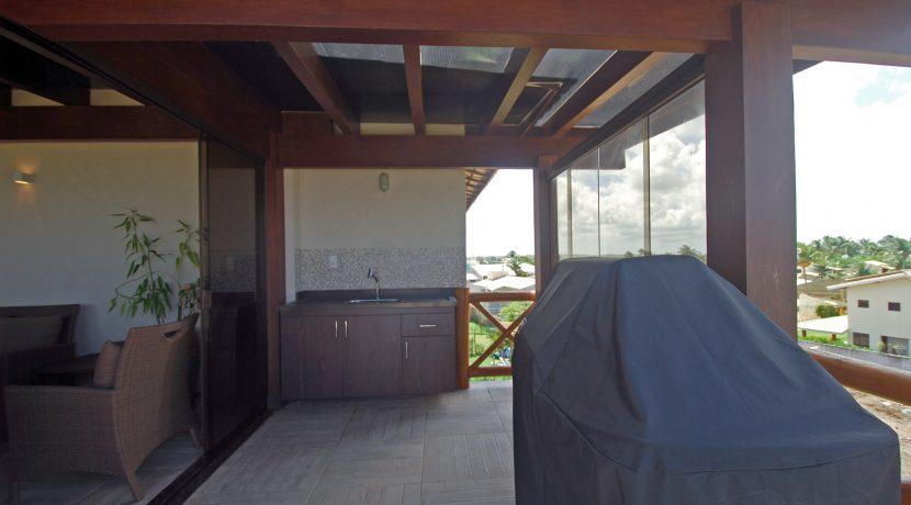Village cobertura a venda Paraíso dos Corais Guarajuba