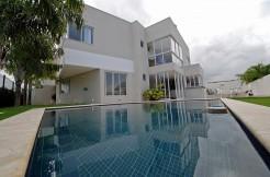 Casa luxuosa a venda Alphaville Litoral Norte 1