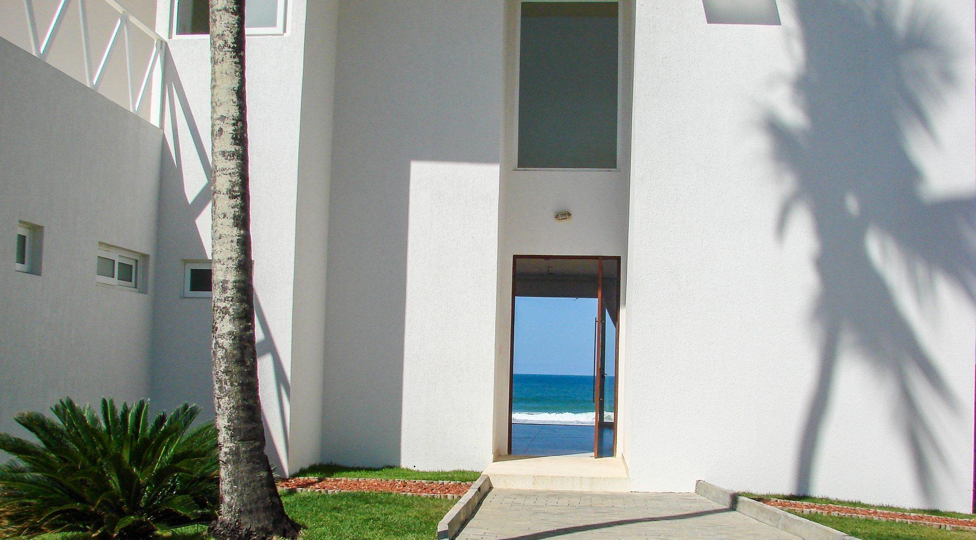 Barra do Jacuípe Haus direkt am Meer Verkauf | Hansen Imóveis