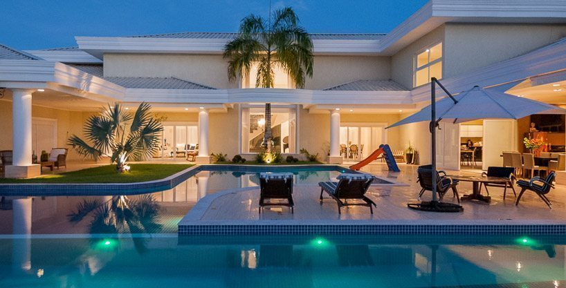 Luxury Mansion for sale Encontro das Águas