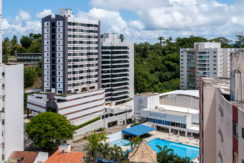 Apartamento vista mar a venda na Barra-18