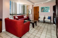 Apartamento vista mar a venda na Barra-2