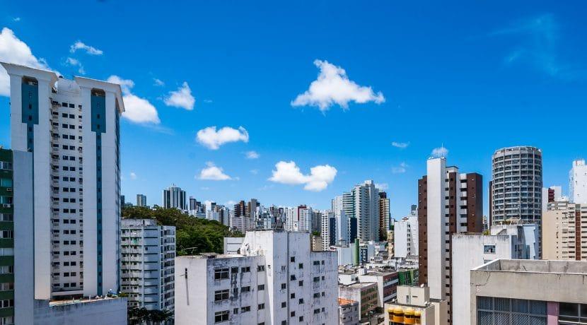 Apartamento vista mar a venda na Barra-8