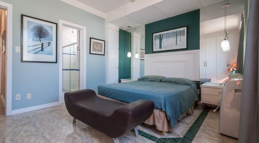 Apartamento vista mar a venda na Barra-9