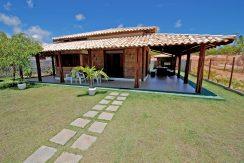 Casa nova a venda em Porto de Sauípe