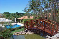 Casa á venda com vista para Lagoa Encontro das Águas