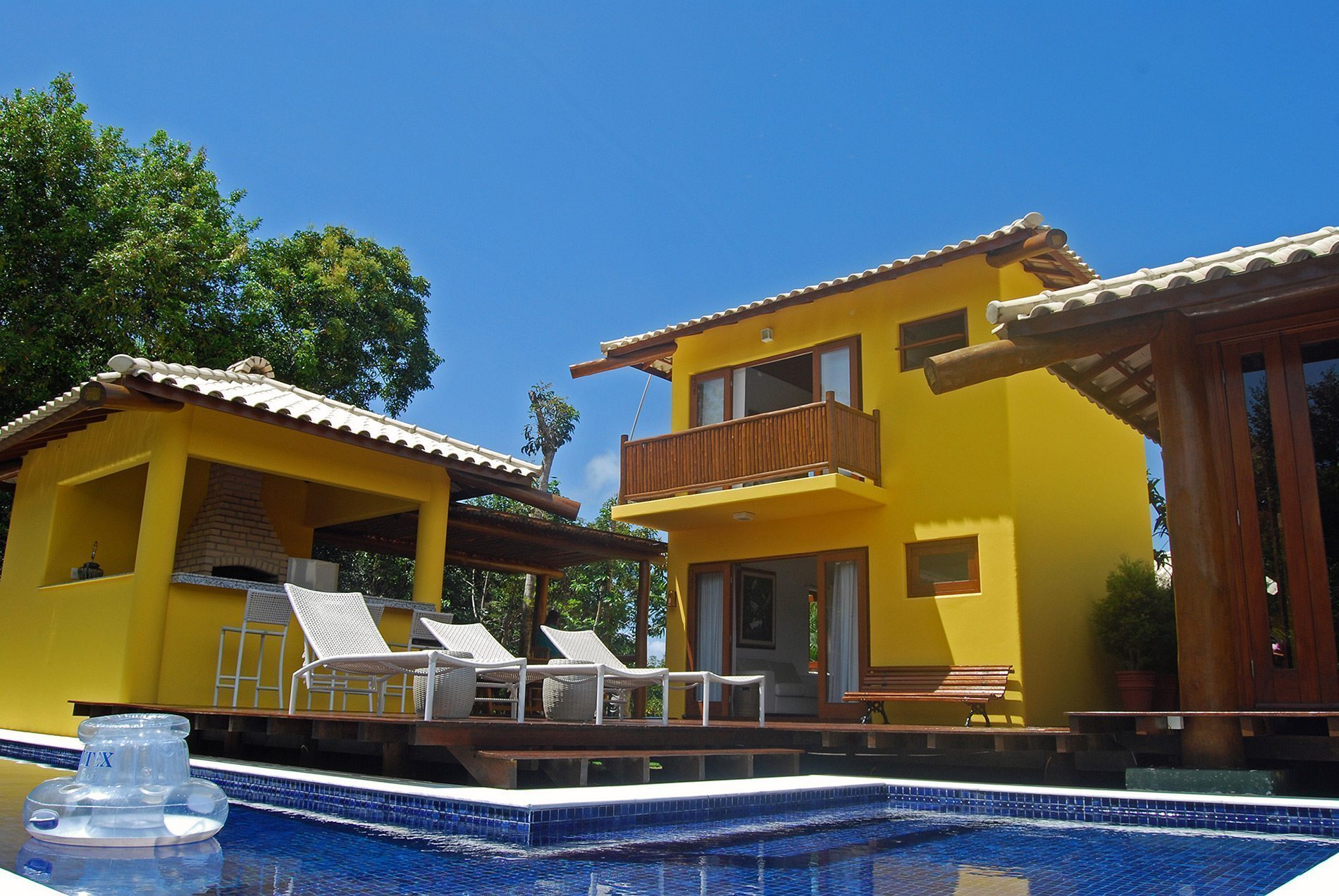 Upscale home for sale in Itacimirim
