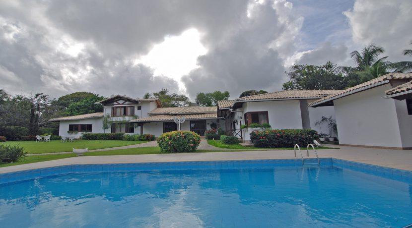 Elegante casa a venda no Encontro das Águas