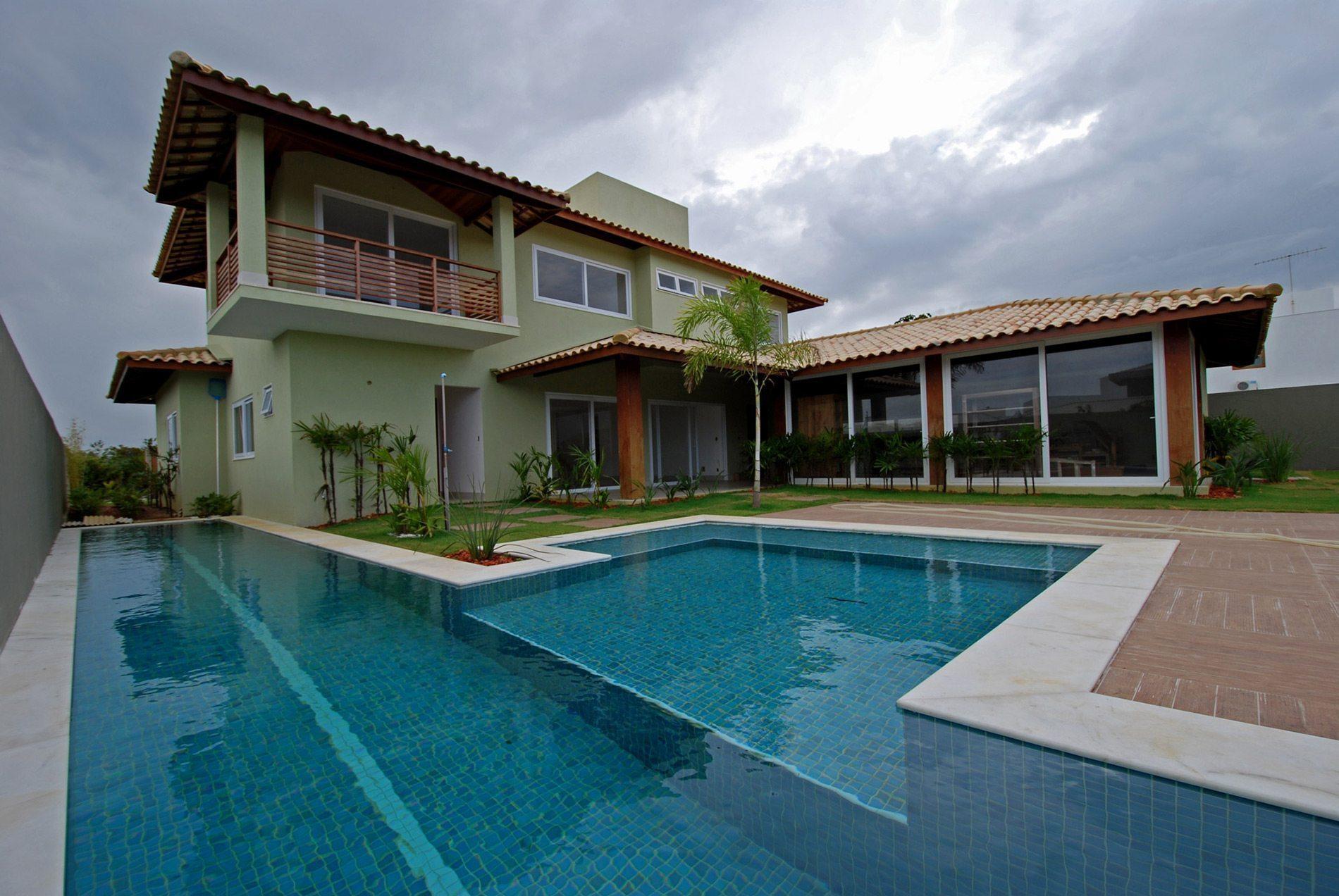 Impresionante casa con piscina en venta en busca vida for Casas con piscina gijon