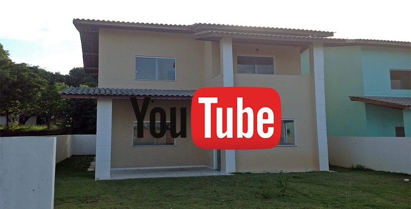 Modern duplex house for sale in Itinga