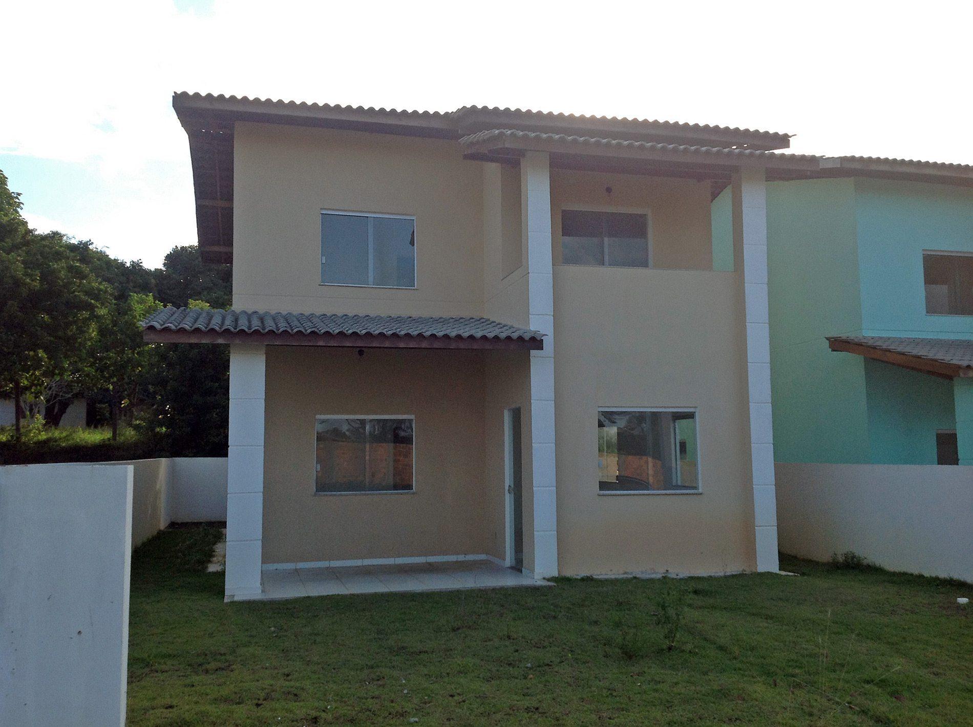 Moderna casa duplex a venda em itinga hansen im veis vida for Casas duplex modernas