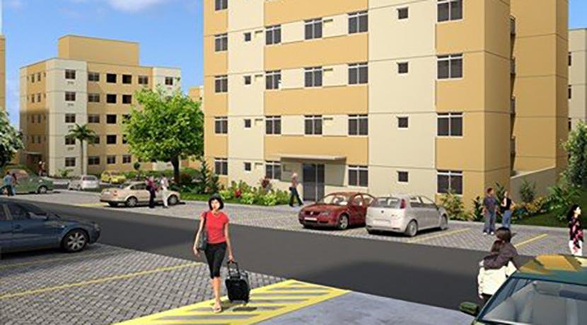 Apartamento Novo A Venda No Caji 1