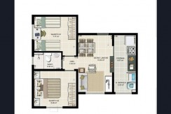 Apartamento Novo A Venda No Caji 10