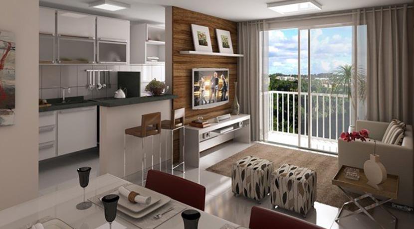 Apartamento Novo A Venda No Caji 4