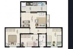 Apartamento Novo A Venda No Caji 9