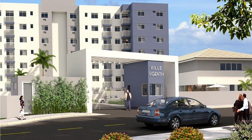 Apartamento novo à venda no Centro de Lauro-1
