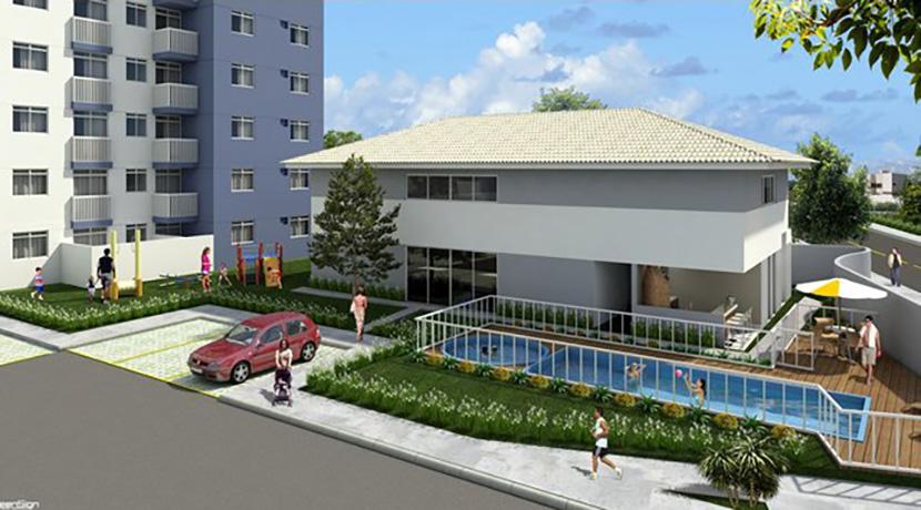 Apartamento novo à venda no Centro de Lauro-4