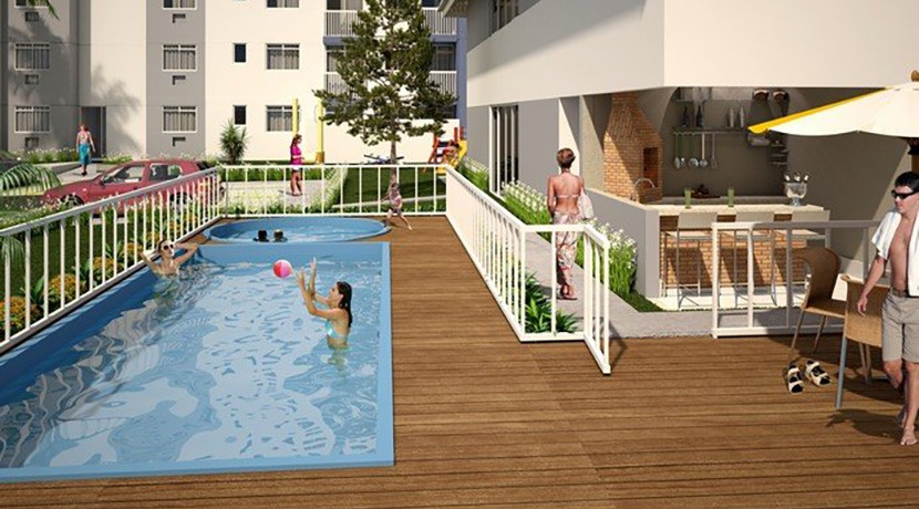 Apartamento novo à venda no Centro de Lauro-5