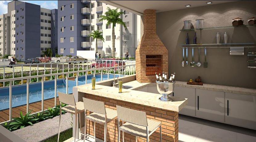 Apartamento novo à venda no Centro de Lauro-6