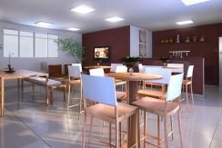 Apartamento novo e moderno à venda no Caji-3