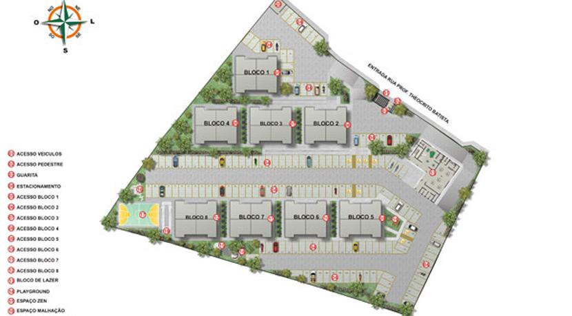 Apartamento novo e moderno à venda no Caji-6