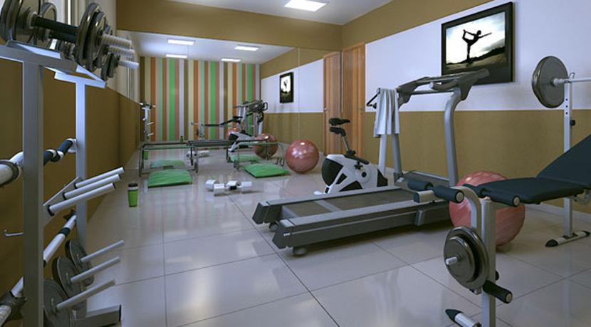 Apartamento novo e moderno à venda no Caji-7