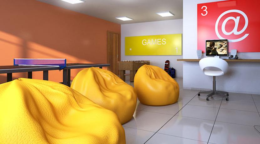 Apartamento novo e moderno à venda no Caji-8