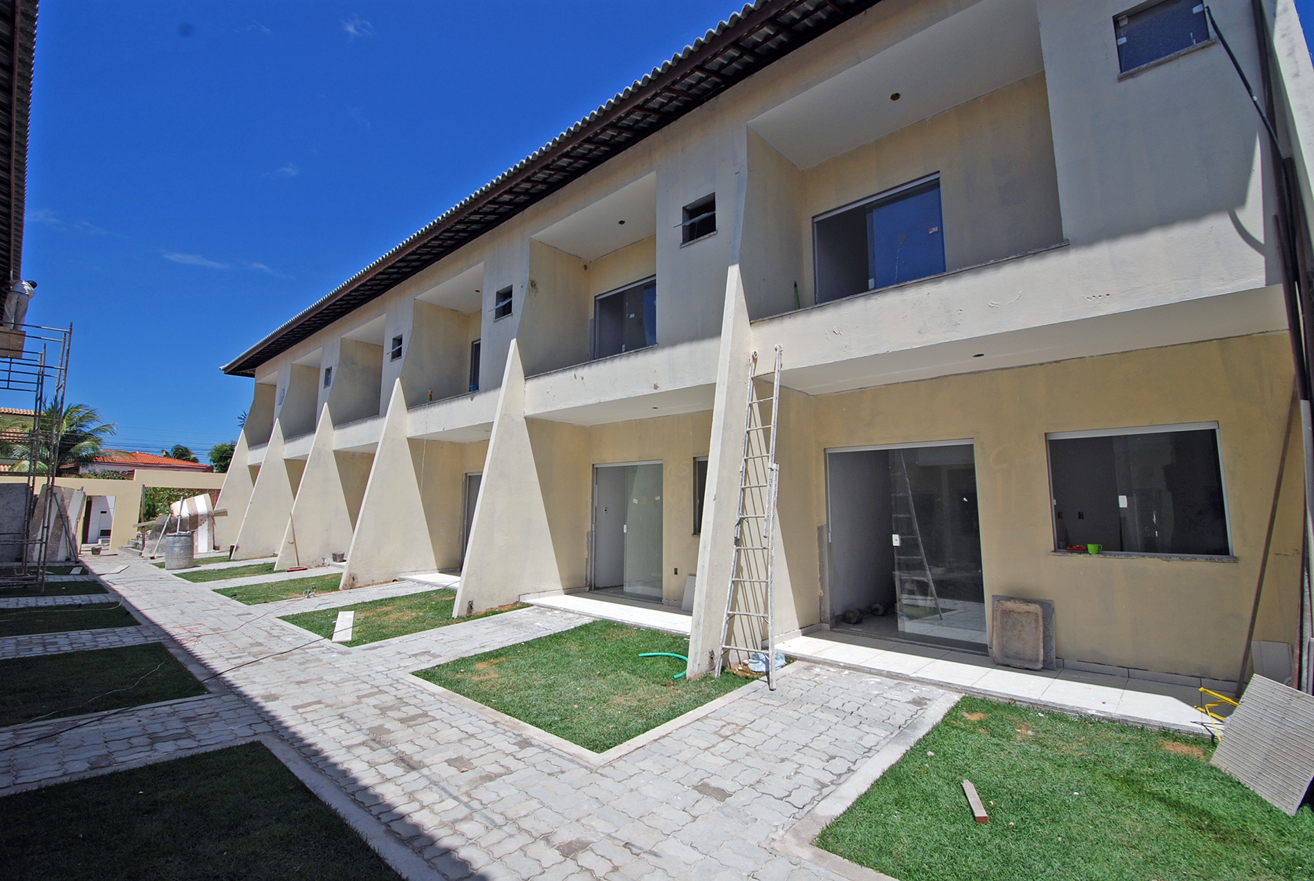 New House For Sale In Ipitanga 500 Meters From The Beach