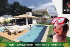 Casas de 4 suites à venda em Buraquinho-7