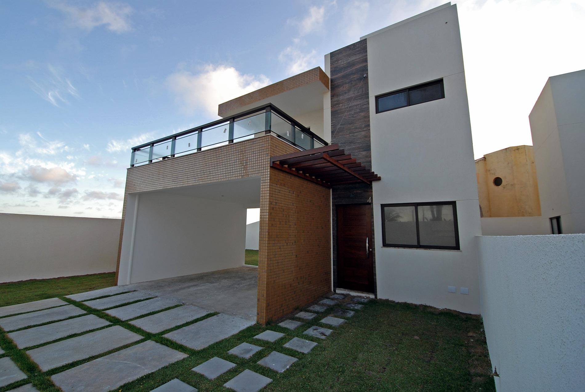 Casa a venda frente praia ipitanga for Frentes de casas de una planta