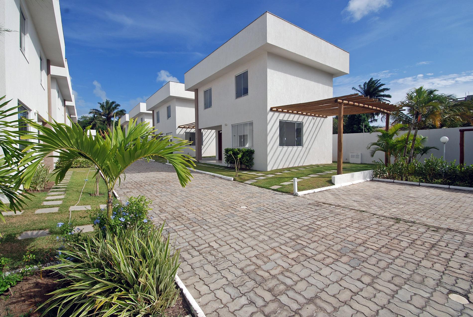 Houses for sale in condominium in Abrantes – Camaçari