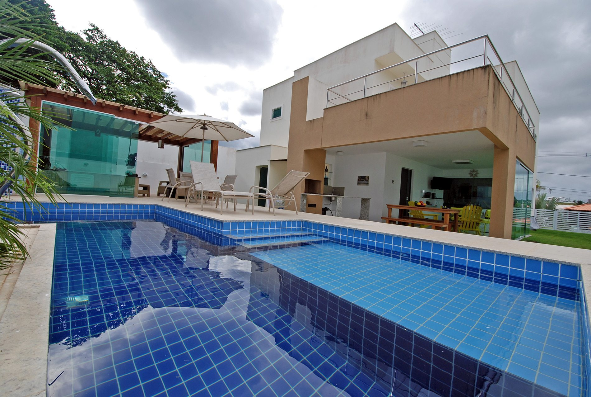 Luxury House for sale Alphaville Litoral Norte