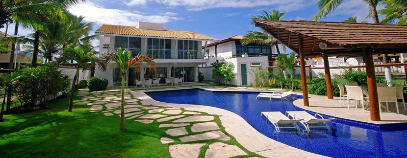 Casas de luxo Lauro de Freitas