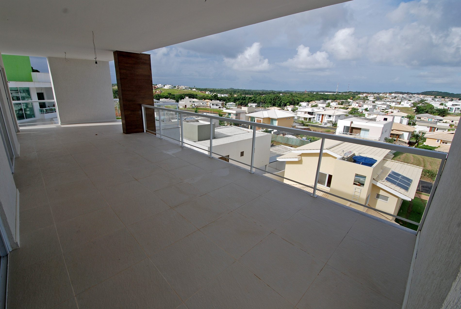 Home with fantastic views for sale Alphaville Litoral Norte