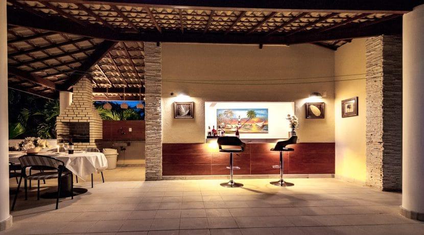 Casa luxuosa à venda no condomínio Encontro das Águas-21