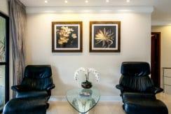 Casa luxuosa à venda no condomínio Encontro das Águas-5