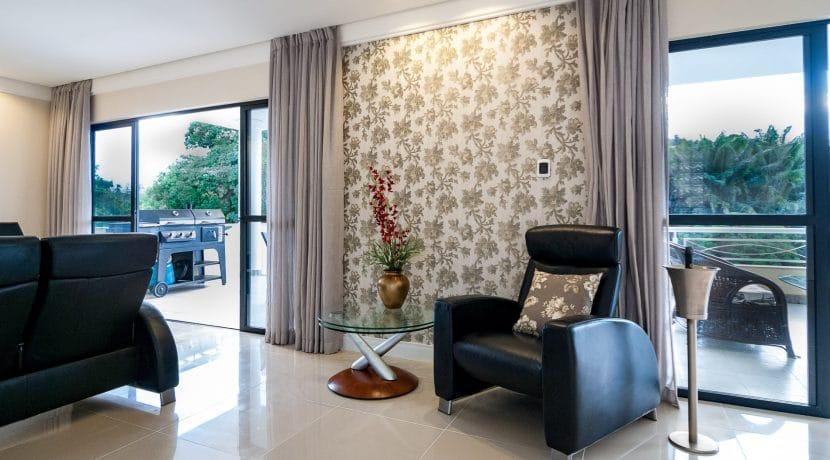 Casa luxuosa à venda no condomínio Encontro das Águas-6
