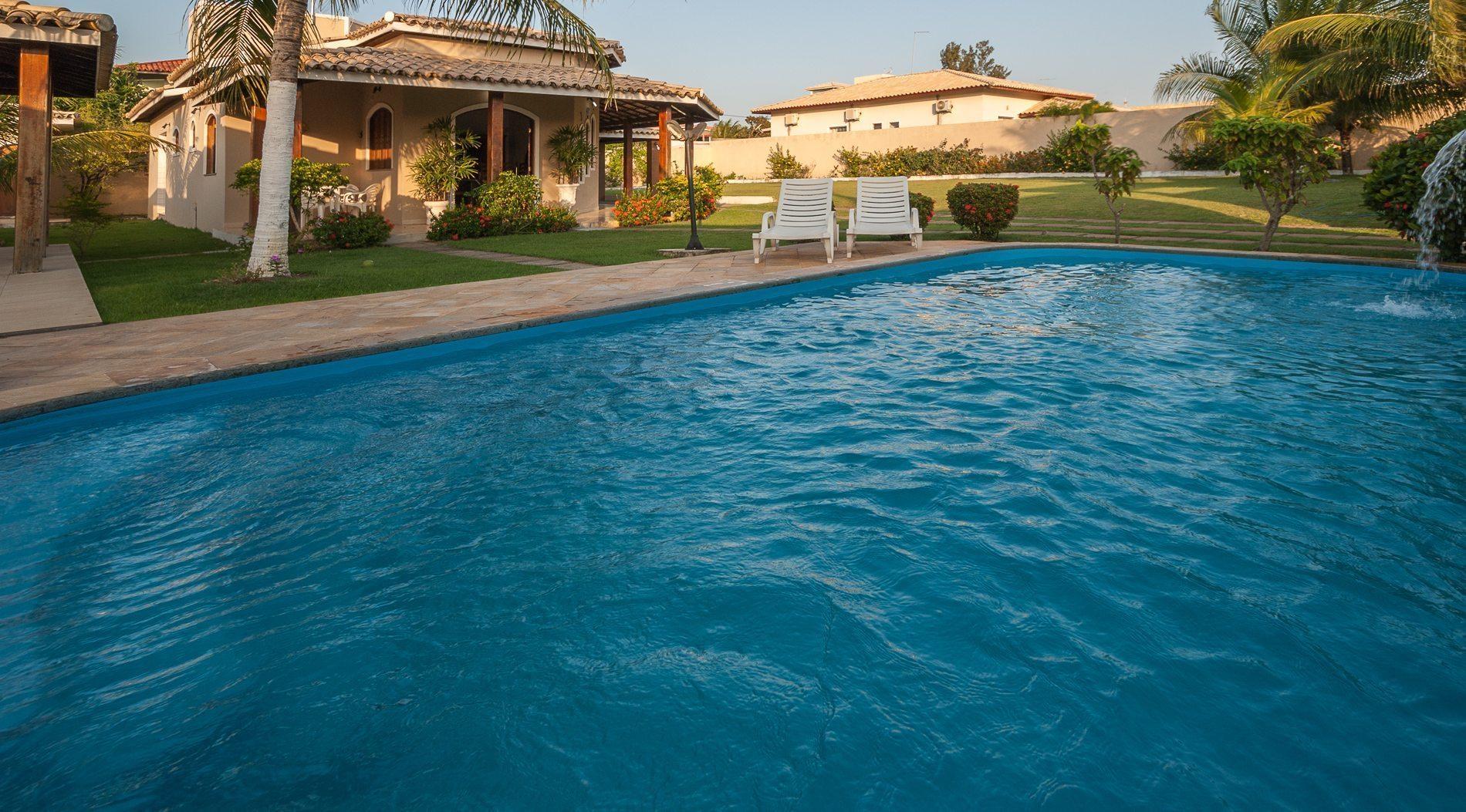 Casa com piscina barra do jacu pe hansen im veis for Casa con piscina urdaibai
