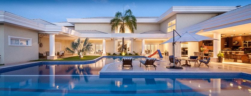 Video questa settimana: Mansion di lusso in vendita Encontro das Águas | Drone 4K