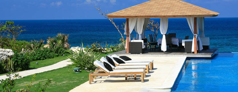 Casas de luxo beira mar