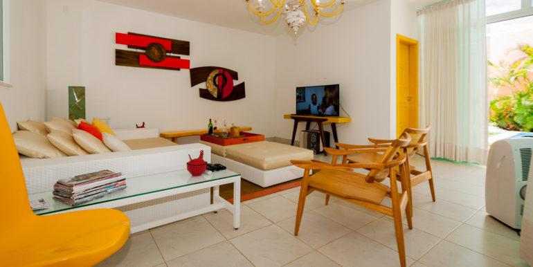 Fantástica casa a venda Guarajuba