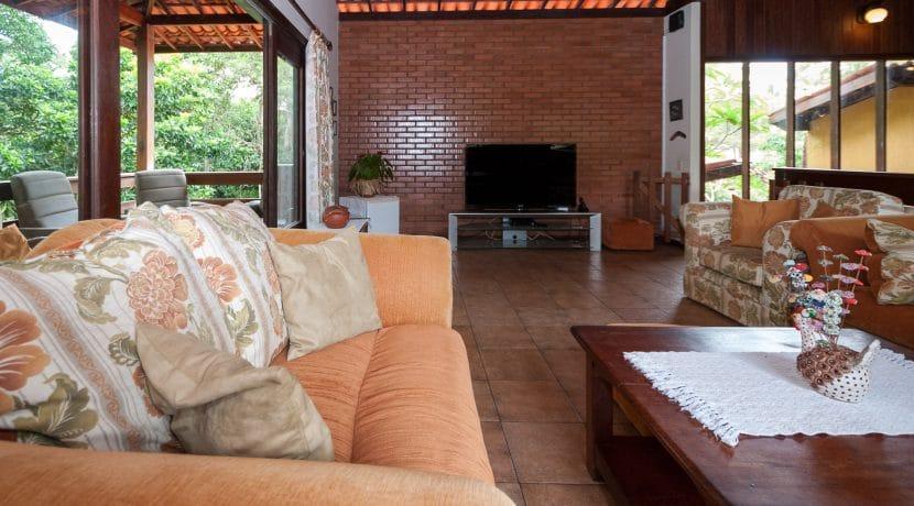 Linda casa rústica a venda Encontro das Aguas-13